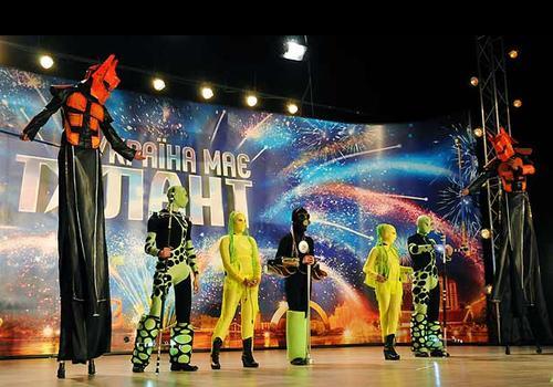 Кастинг шоу «Україна має талант!-3»