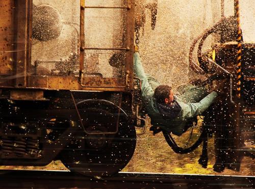 Кадр из фильма «Неуправляемый»