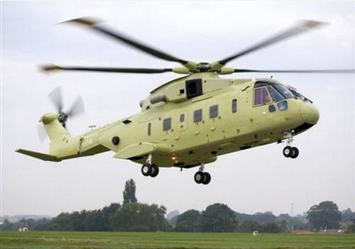 Вертолет VH-71