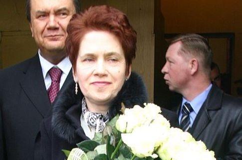 """Людмила Янукович запомнилась своими высказываниями о """"наколотых апельсинах"""""""