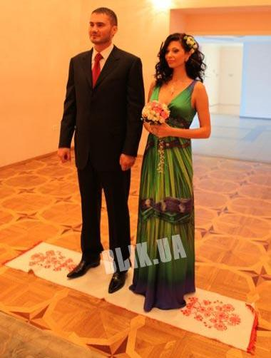 Виктор Янукович-младший и Ольга Корчанская