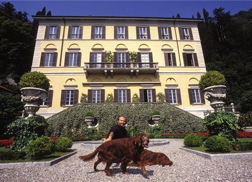 Знаменитая Villa Fontanelle