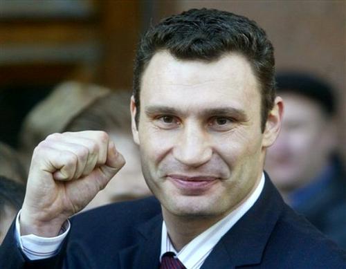 Виталий Кличко / Vitaliy Klitschko