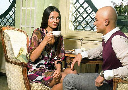 Влад Яма со своей девушкой Лилей. Через полгода после знакомства они признались друг другу в любви