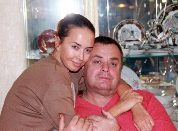 Владимир Борисович Фриске и Жанна