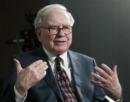 3. Уоррен Баффет / Warren Buffett