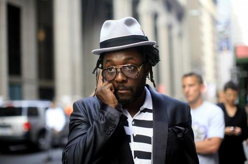 Солист группы Black Eyed Peas will.i.am (настоящее имя Вильям Адамс (William Adams)