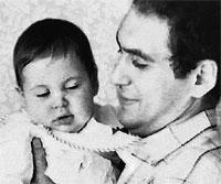 Ян Арлазоров очень любил дочь Алену