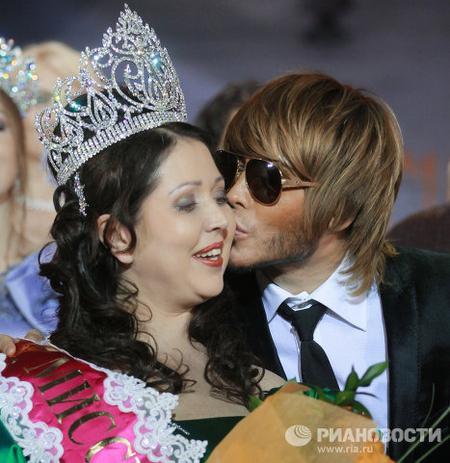 """""""Миссис Россия 2011"""" Юлия Заважанская"""