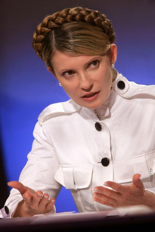 Юлия Тимошенко любит наряжаться в одежду от Louis Vuitton