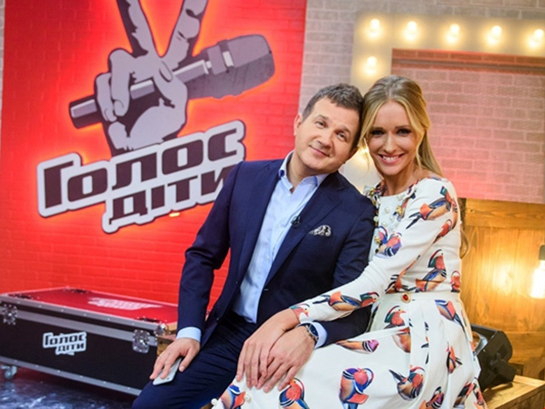 Юрий Горбунов и Катя Осадчая