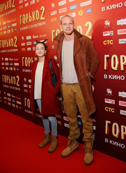 Юрий Колокольников и Аглая Тарасова