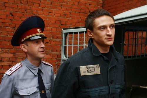 Юрий Чурсин в роли Алексея Чернова