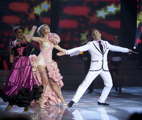 Юрий Горбунов на шоу «Танцюю для тебе»