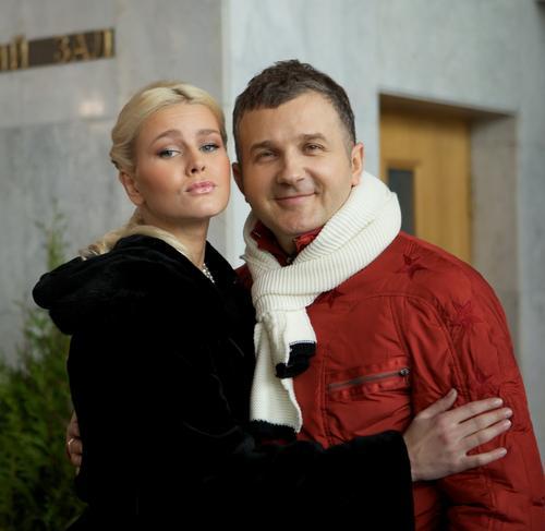 Катя Кузнецова и Юрий Горбунов