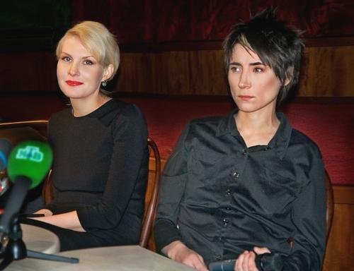Рената Литивинова и Земфира