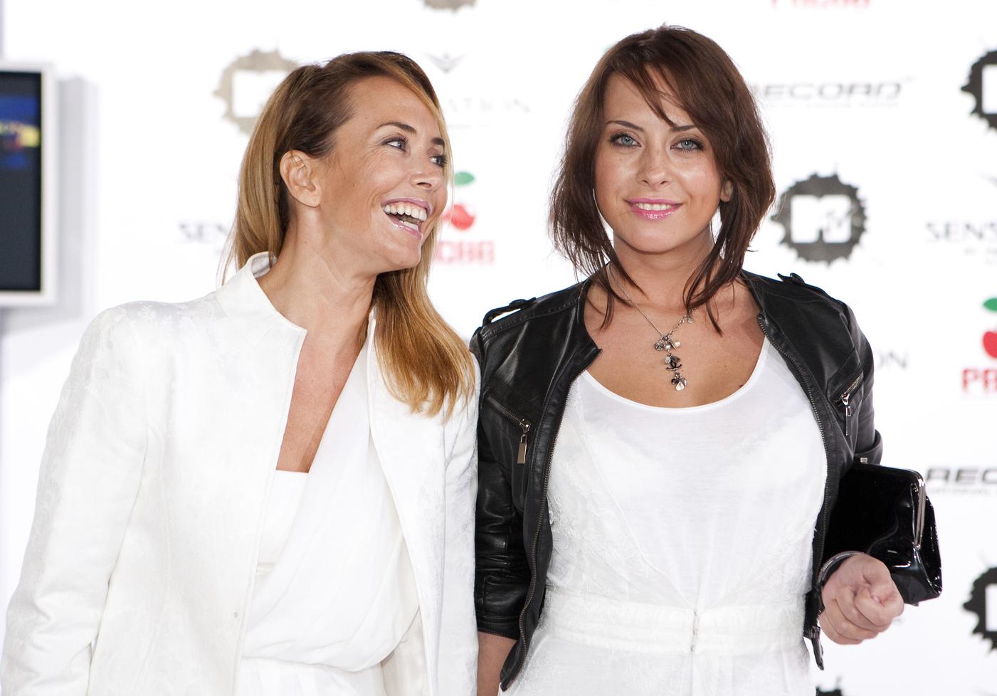 Жанна Фриске с сестрой