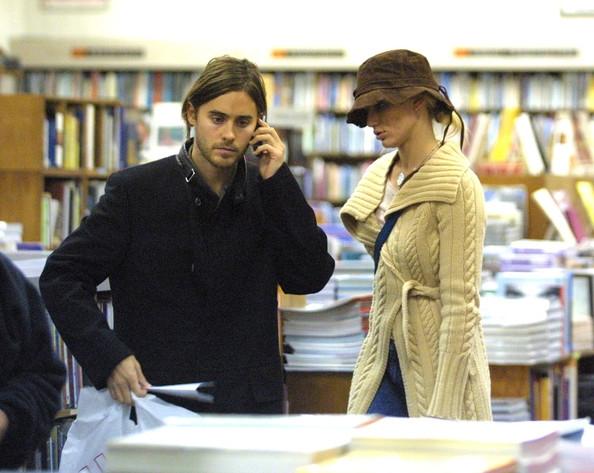 Камерон Диас и Джаред лето в книжном магазине