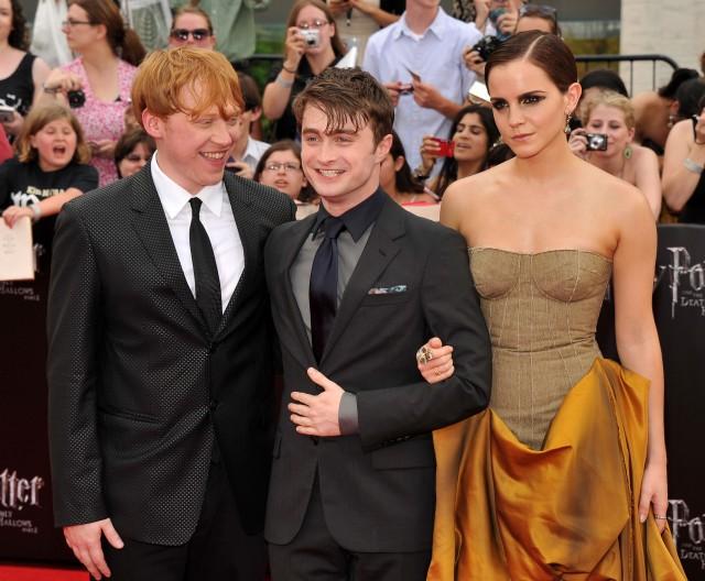Звёзды Гарри Поттера