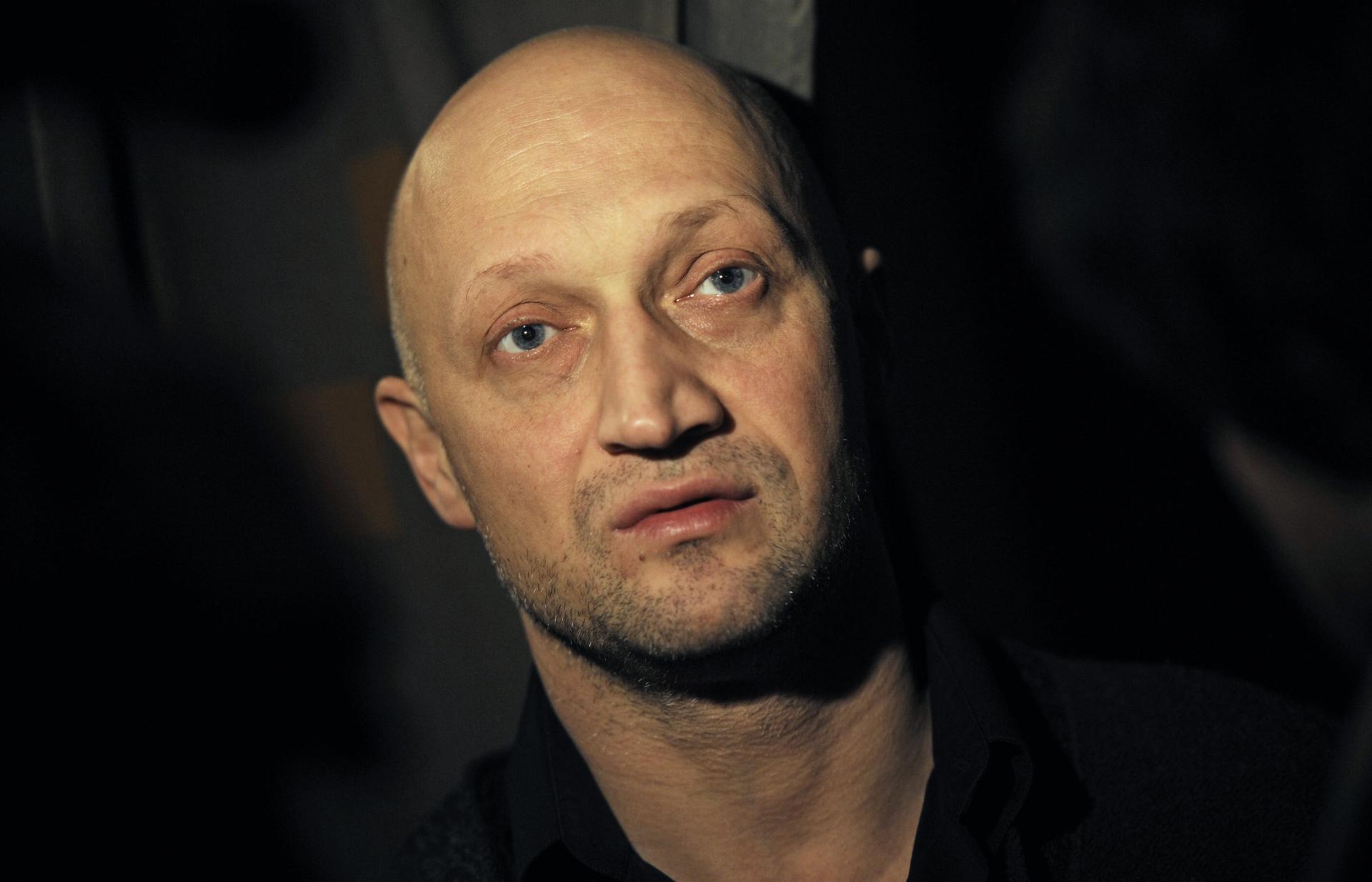 Актер Гоша Куценко расстраивается из-за возраста