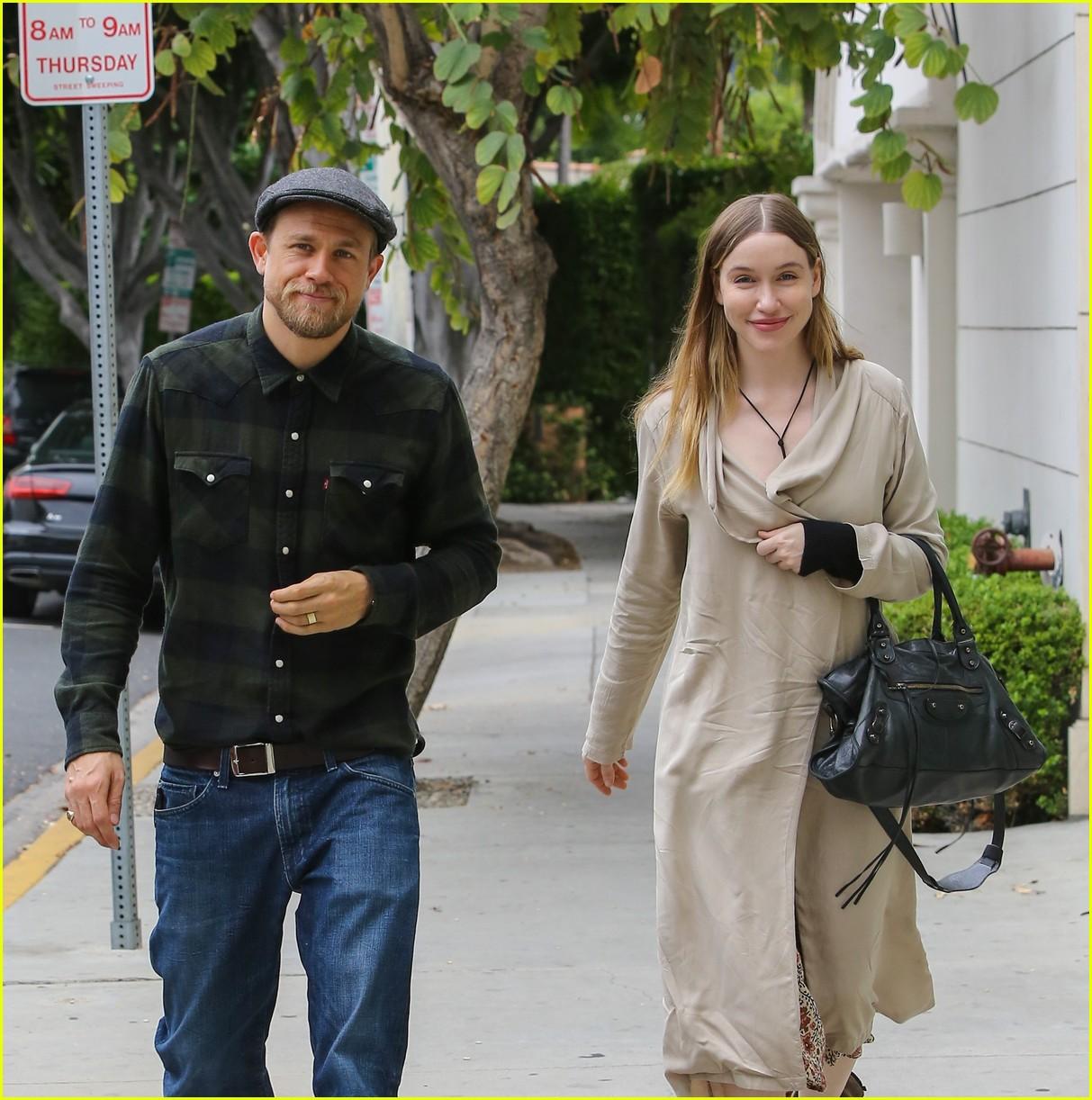 Чарли и Моргана в Лос-Анджелесе