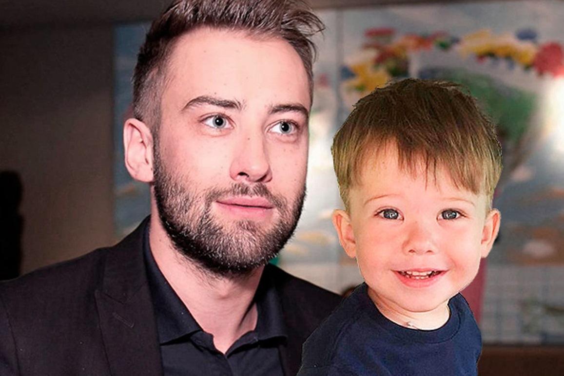 Дмитрий Шепелев с сыном Платоном