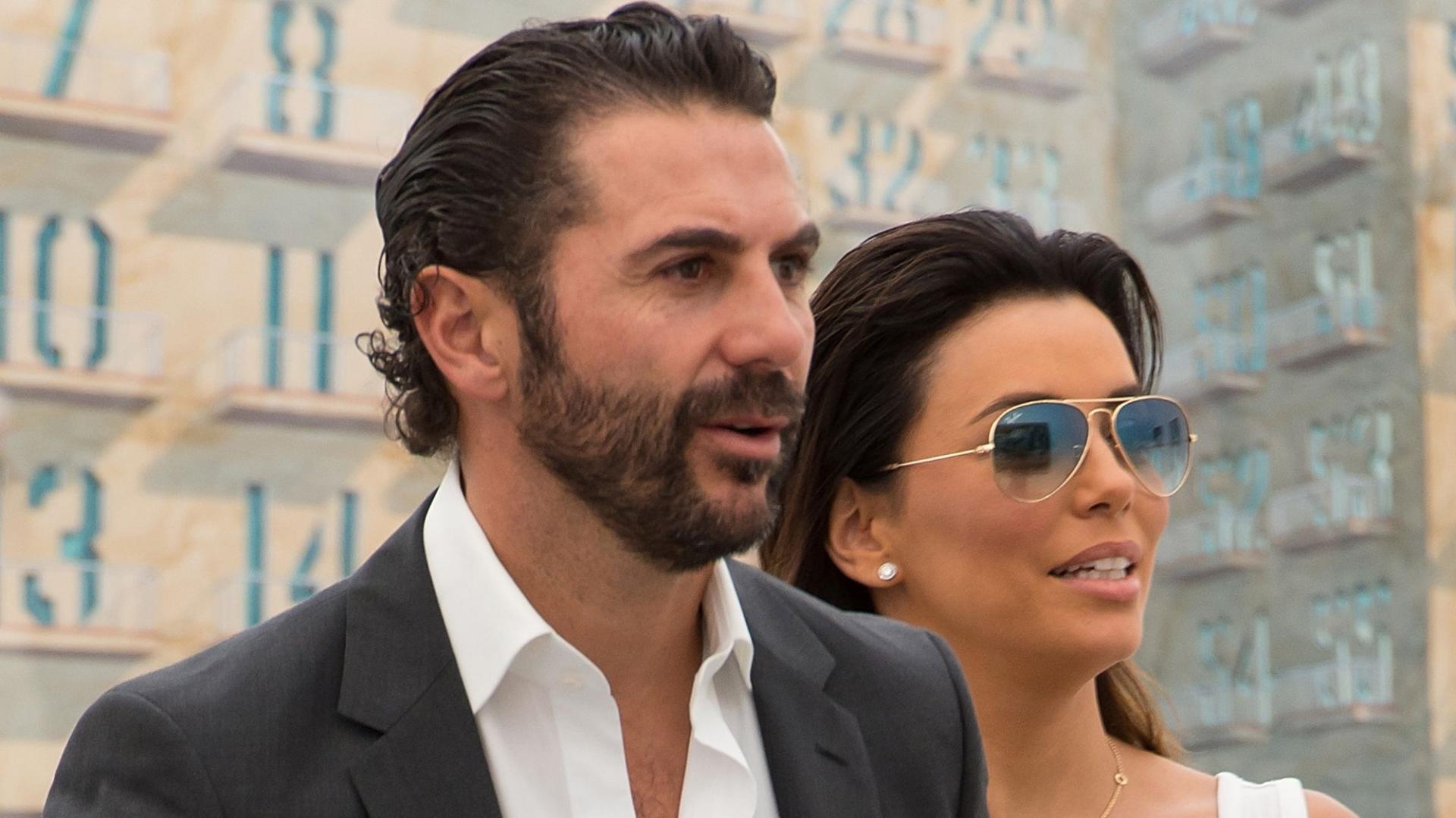 Ева Лонгория и Хосе Антонио Бастонь