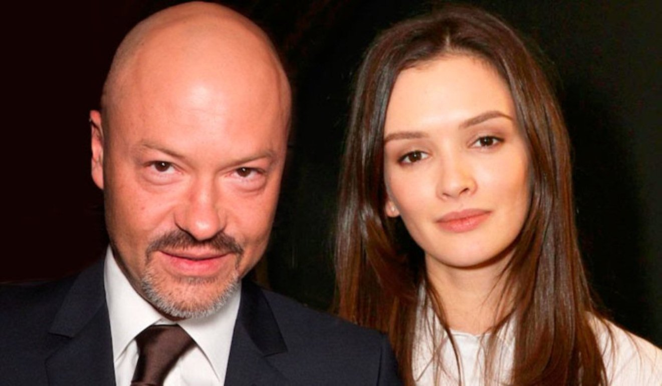 Фёдор Бондарчук и Паулина Андреева