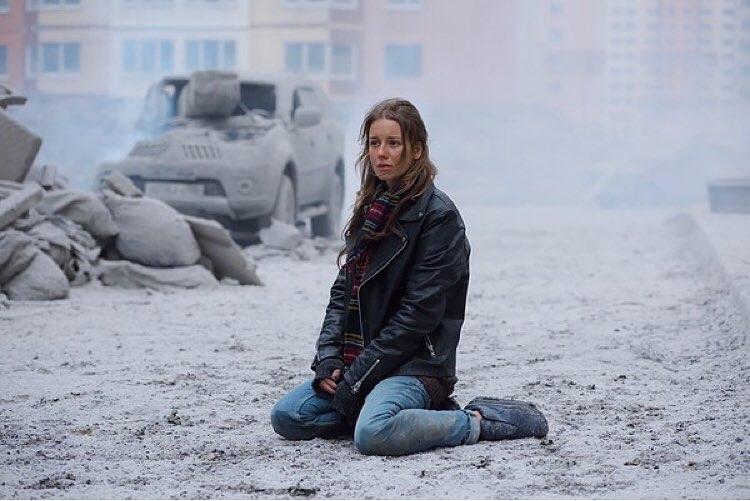 Ирина Старшенбаум, кадр из фильма «Притяжение»