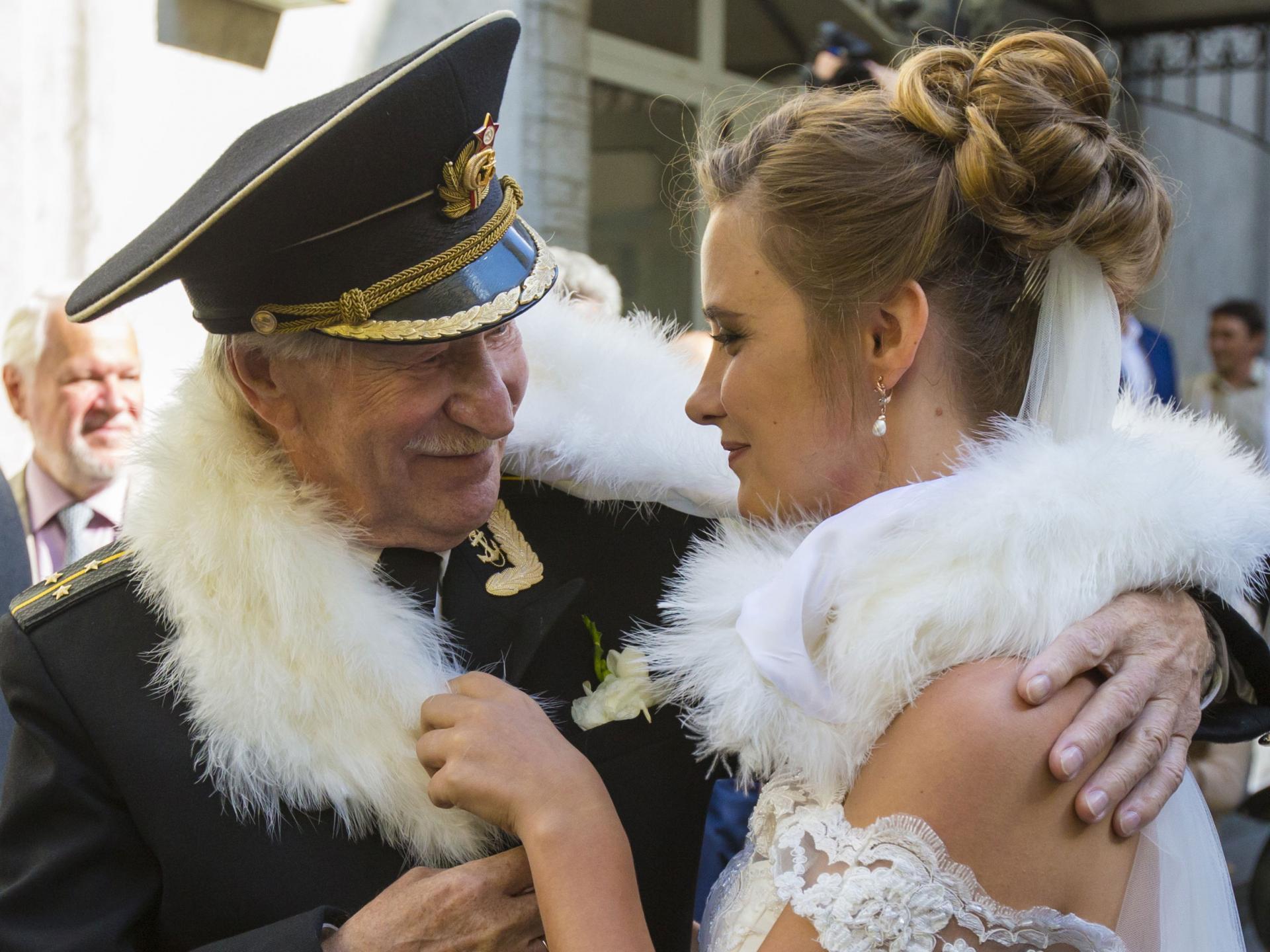 Иван Краско и Наталья Шевель