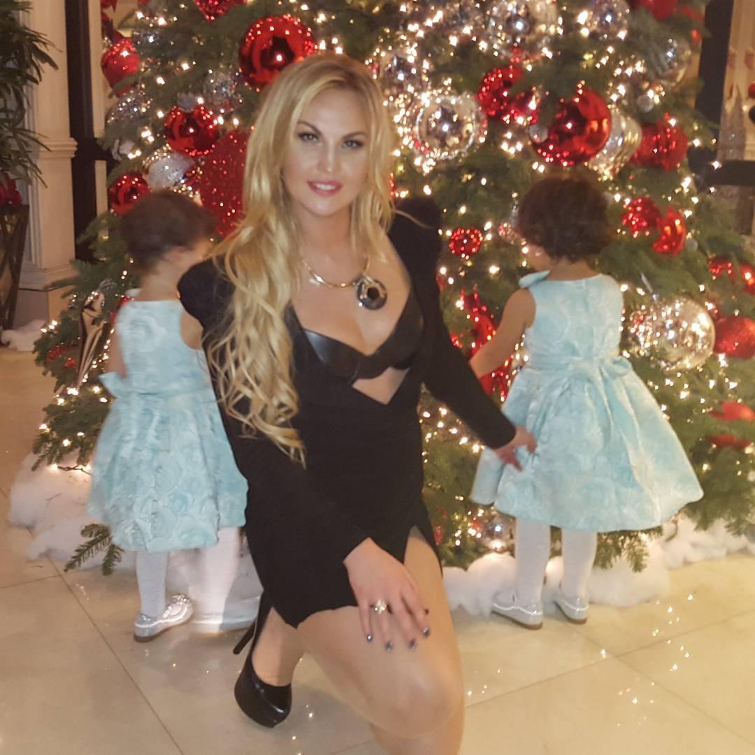 Камалия с дочками