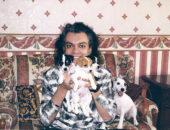 Киркоров со щенком