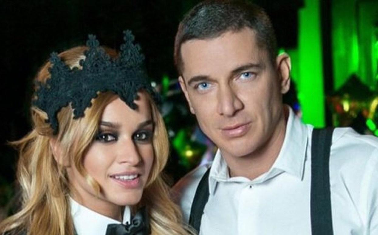 Ксения Бородина и Курбан Омаров