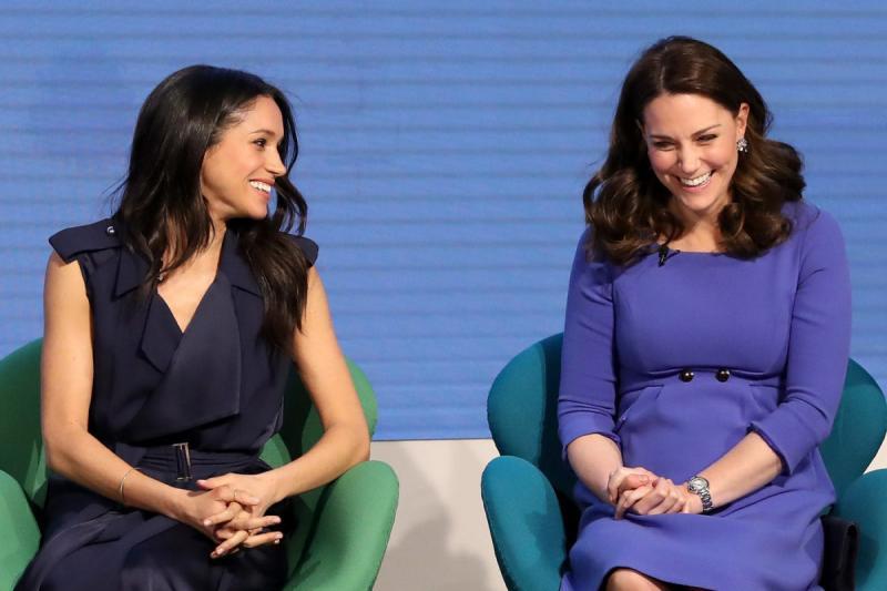 Меган и Кейт