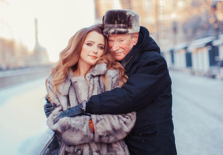 Наталья Шевель и Иван Краско