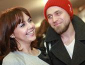 Ольга Шелест и ее муж