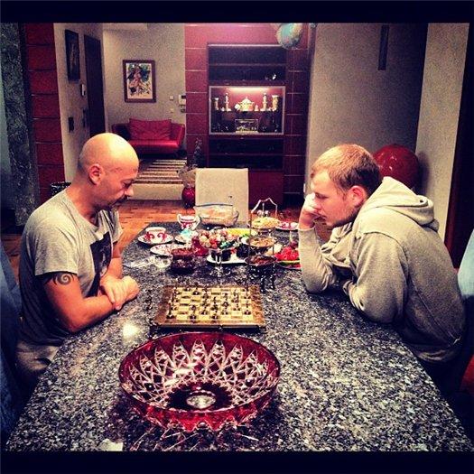 Отец и сын Бондарчук