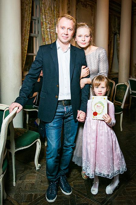Пересильд, дочь Анна, Миронов