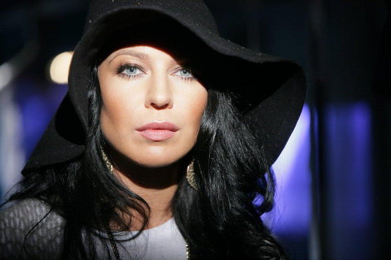 Певица Ёлка