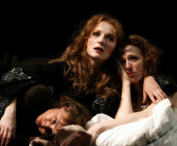 «Три сестры» на сцене «Мастерской Петра Фоменко»