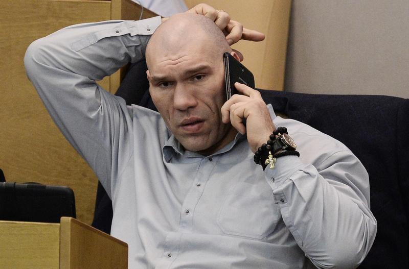 Александр Валуев
