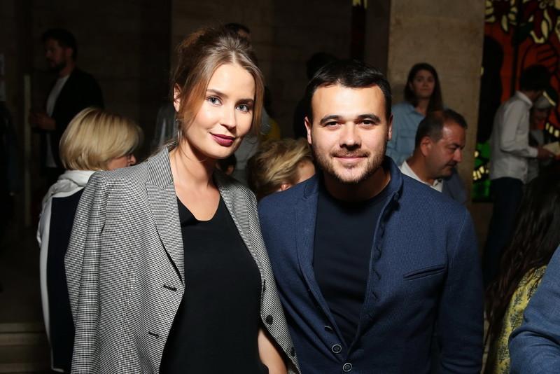 Эмин Агаларов и Алёна Гаврилова