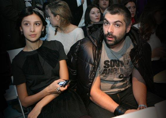 Равшана Куркова и Дмитрий Исхаков