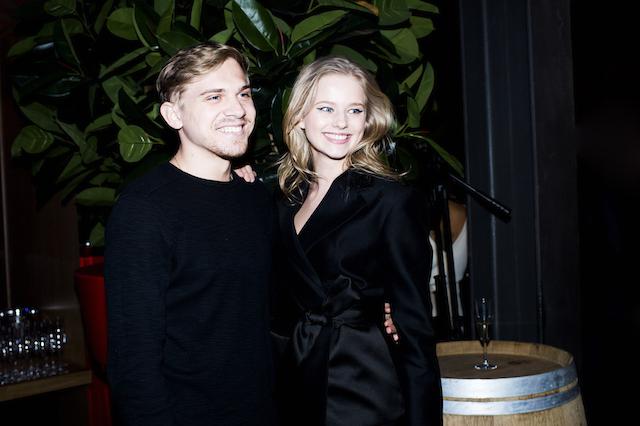 Саша и Илья Маланин