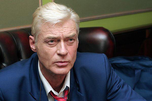 Борис Щербаков, народный артист СССР