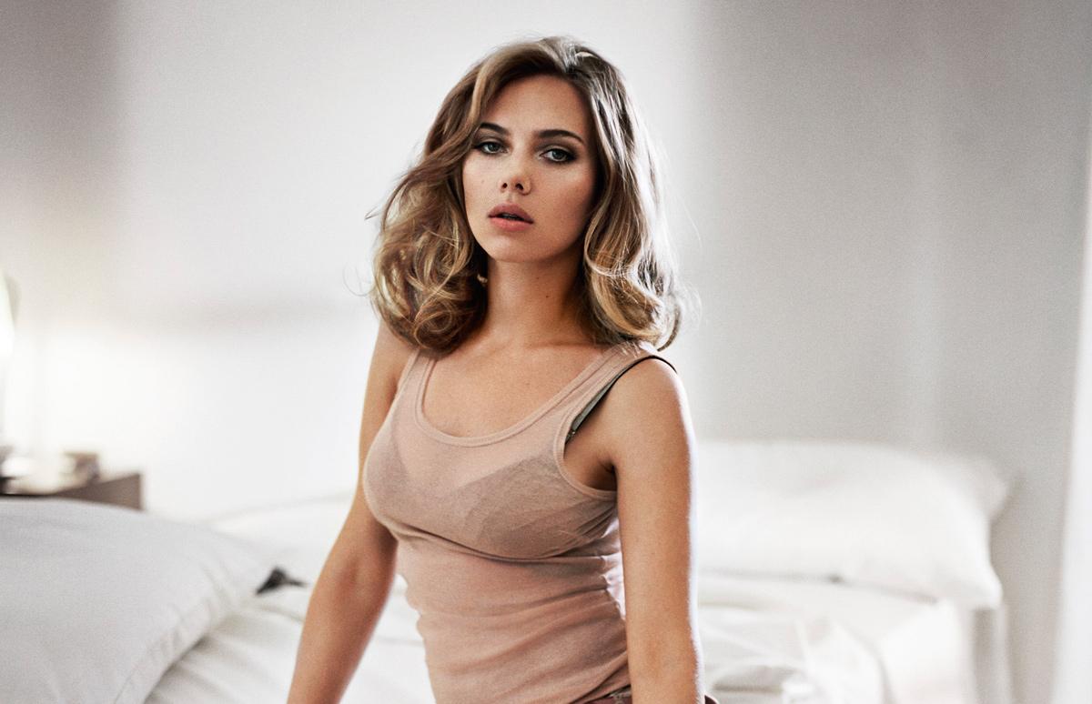 Скарлет Йоханнсон