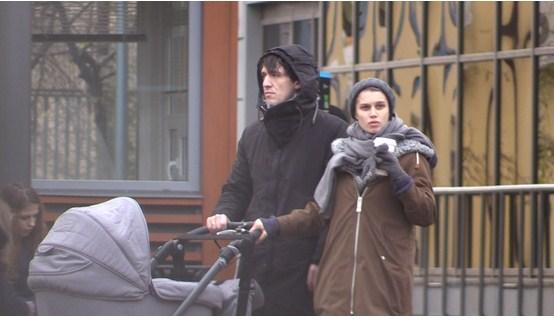 Смольянинов и Мельникова гуляют