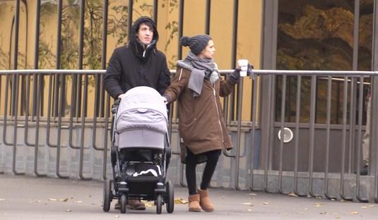 Смольянинов и Мельникова - молодая семья