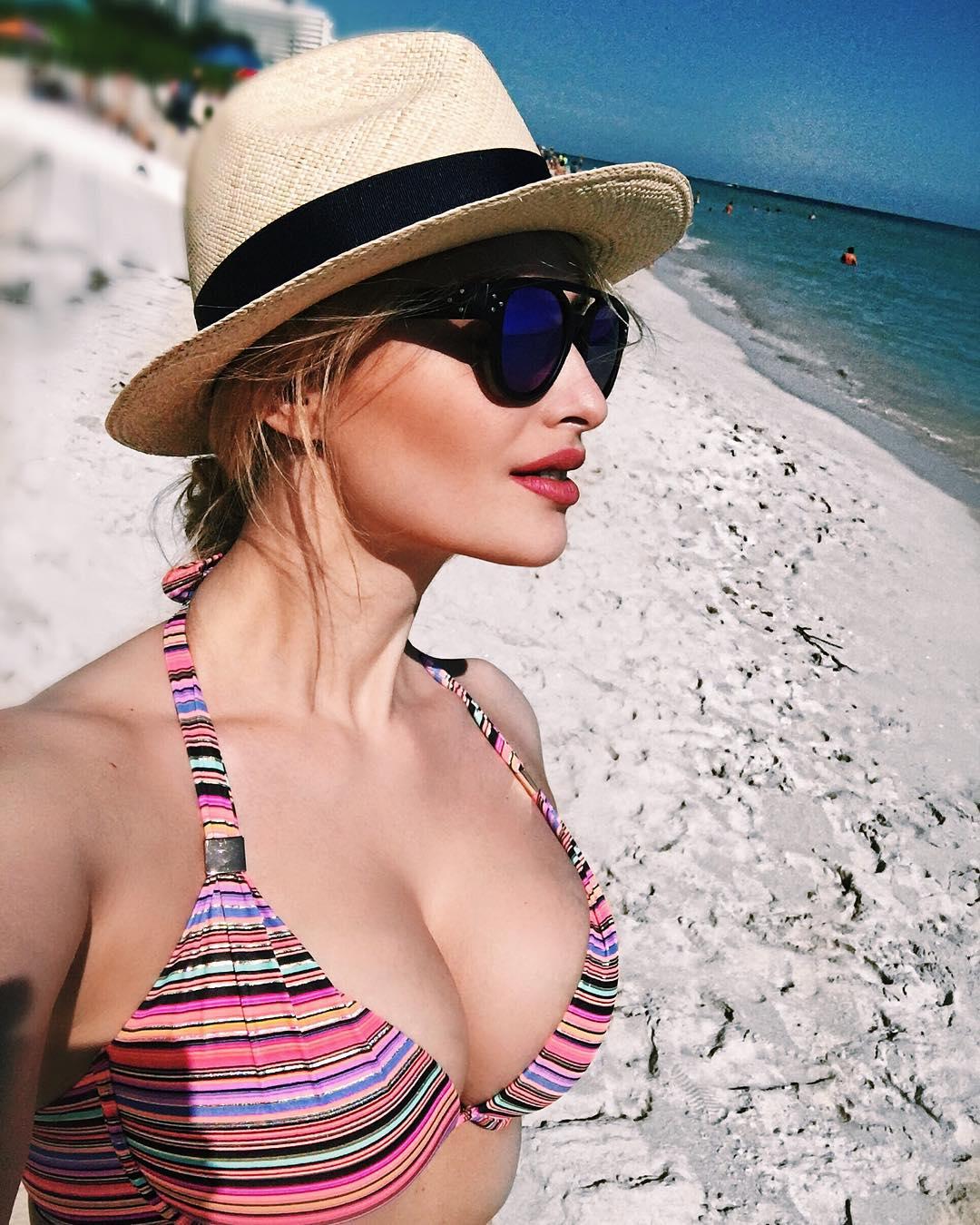 Татьяна Котова в Майами