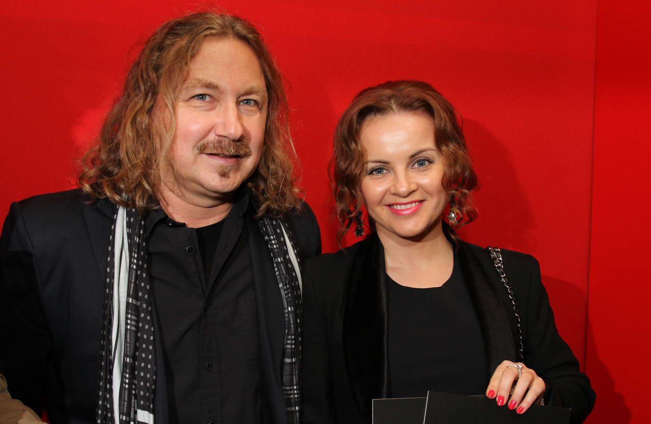 Юлия Проскурякова и Игорь Николаев